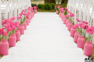 mason-jar-ceremony-aisle-wedding