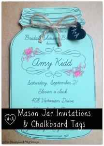 Mason-Jar-Invitations-and-Chalkboard-Tags