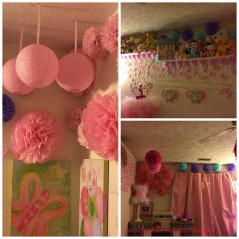 P's room