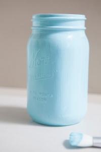 SomethingTurquoise_12MonthsofMartha_distressed_chalkboard_mason_jars_0004