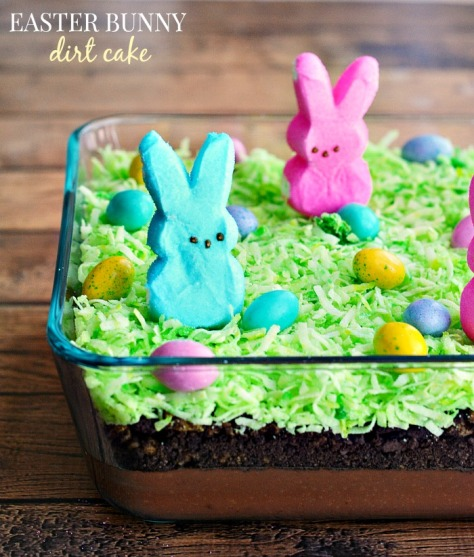 Easter-Bunny-Dirt-Cake-with-PEEPS